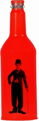 Kavi The Poetry Art Project Charlie Chaplin Night Table Lamp