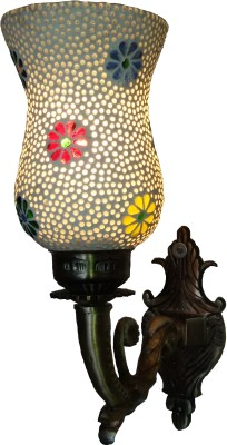 Weldecor Antiqua Brasso Stars Night Lamp