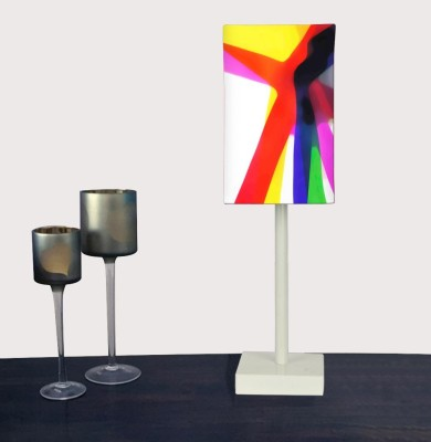 Nutcase Abstract Table Lamp