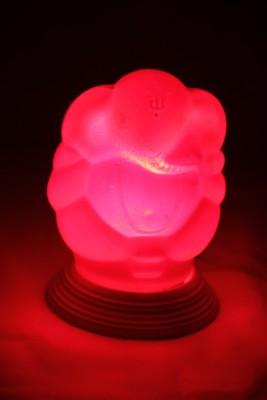 Gojeeva ganesh red Table Lamp