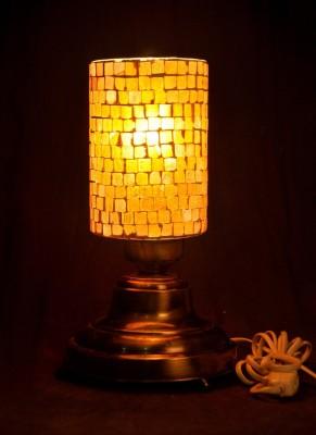 Gojeeva Antique Mosaic Work Decorative 2 Table Lamp