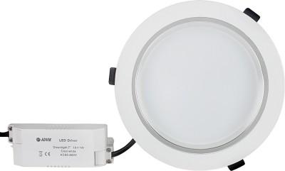 Advik White Night Lamp