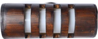 Art World Slit Wall- Brown Night Lamp