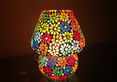 MK lighting and electrical Glass Table Lamp Mosaik 06 Table Lamp
