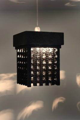 Sylvn Studio Sylvn Lattice Black Night Lamp