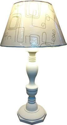 DINMANS Dazzale white Table Lamp