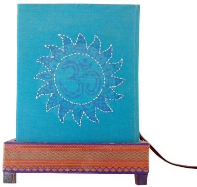 Letter Holder Pithora Sun Table Lamp