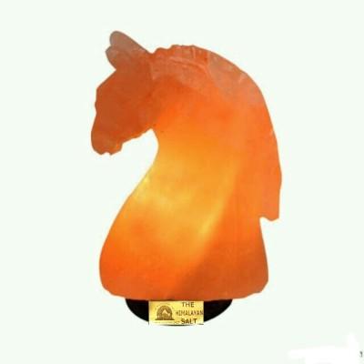 The Himalayan Salt Horse Shape Table Lamp