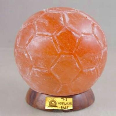 THE HIMALAYAN SALT foot ball Table Lamp