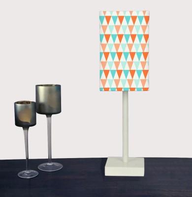 Nutcase Orange And Blue Table Lamp