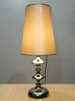 GiftsGannet Exclusive Metal Base Table Lamp