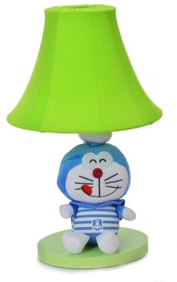 Scrafts Soft Toy Children,S Cat Green Small Table Lamp