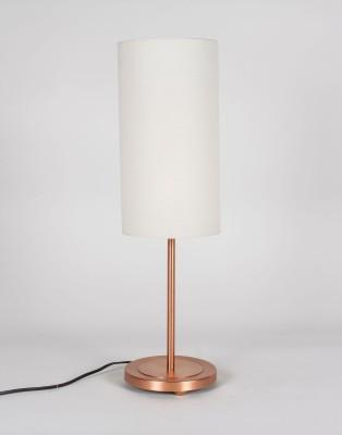 Orange Tree Rati with Sand cotton Shade Table Lamp