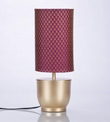 Courtyards Banaras Gold Table Lamp