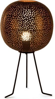 Orange Tree Cylindrical Table Lamp