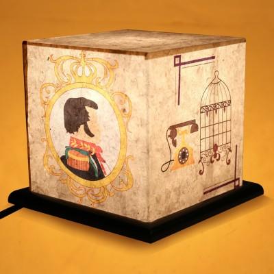 Art Potli Retro Table Lamp