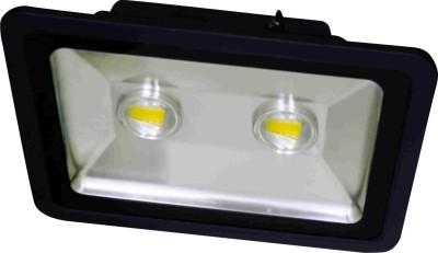 EPSORI 100 Watt White Waterproof Bloom LED Flood Light - Set Of 1 Night Lamp