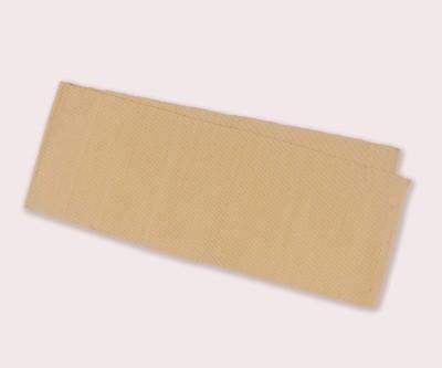 Dhrohar Beige 72 cm Table Runner(Cotton)