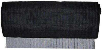 meSleep Grey, Black Silk Table Linen Set(Pack of 2)
