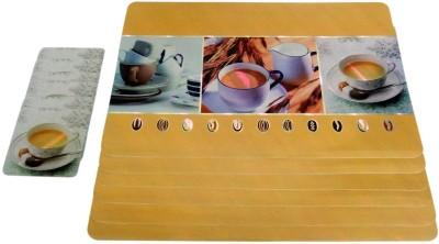 Decorika Multicolor Table Linen Set(Pack of 12)