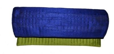 meSleep Green, Blue Silk Table Linen Set(Pack of 2)