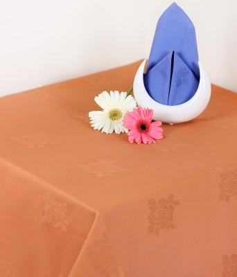 Insignia Brown Linen Table Linen Set