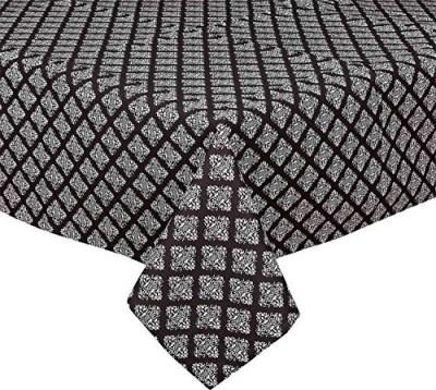 CPM HANDLOOM Black, White Table Linen Set