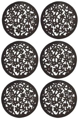 Dimensions Round Pack of 6 Table Placemat