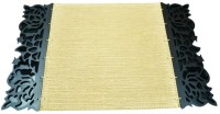 Dimensions PVC Medium Changing Mat Dimensions Laser Edged Koskin Leather Mats -Golden Ivory(Gold)