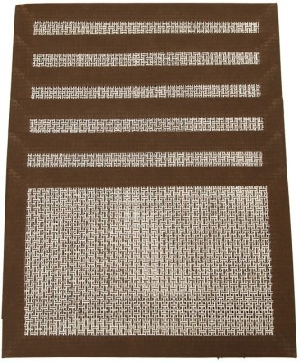 Portia Rectangular Pack of 6 Table Placemat
