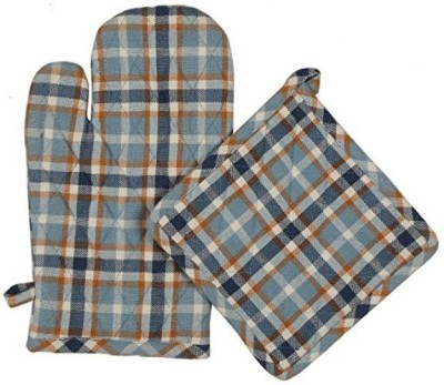 CPM HANDLOOM Square Pack of 2 Table Placemat