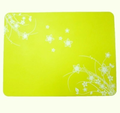 GoodLivingForever Rectangular Pack of 4 Table Placemat
