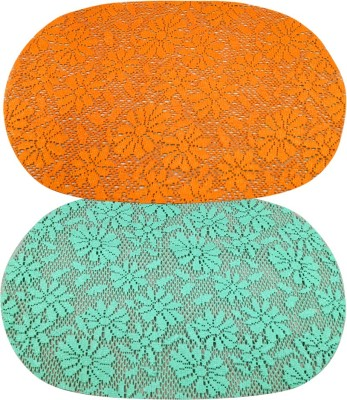 Manbhari Oval Pack of 12 Table Placemat