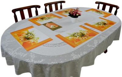 The Fancy Mart Rectangular Pack of 12 Table Placemat
