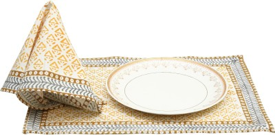 sleepwell Square Pack of 12 Table Placemat