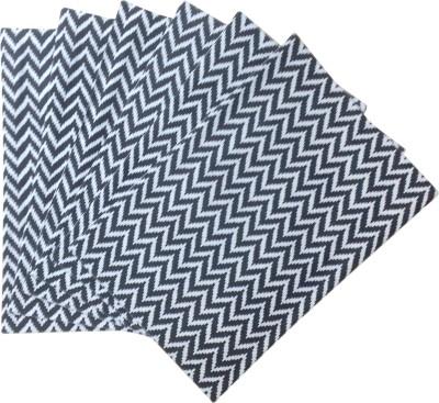Krishna Carpets Rectangular Pack of 6 Table Placemat