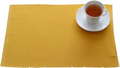 Home Boutique Rectangular Pack of 6 Table Placemat