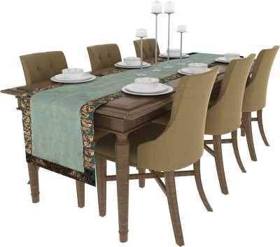 Art Horizons Green 208 cm Table Runner