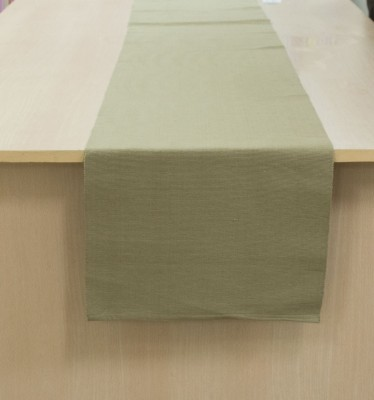 Elan Beige 175 cm Table Runner(Cotton)