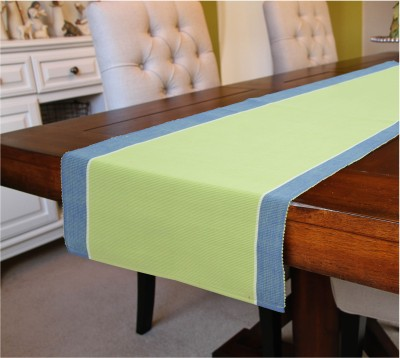 Home Boutique Green 46 cm Table Runner