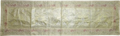 Lal Haveli White 40.64 cm Table Runner