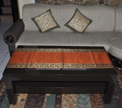 Lal Haveli Orange 40.64 cm Table Runner