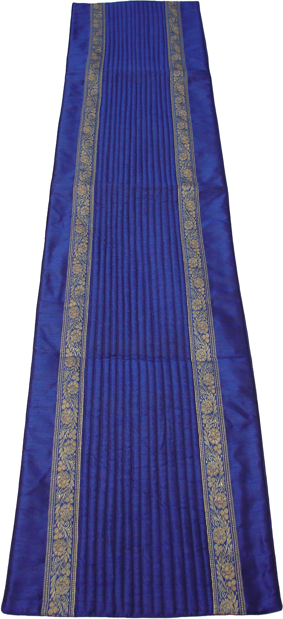 Home Shine Blue 90 cm Table Runner