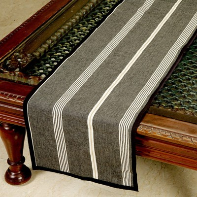Jodhaa Black 75 cm Table Runner