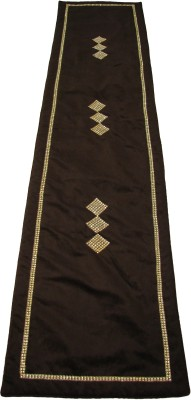 Home Shine Brown 90 cm Table Runner