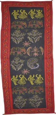 Lal Haveli Multicolor 137 cm Table Runner