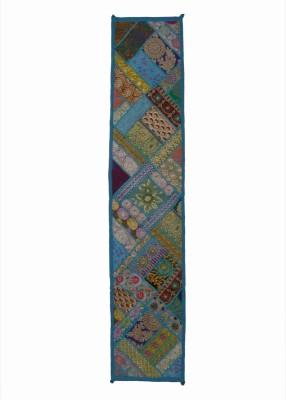 KDHS Multicolor 30.48 cm Table Runner