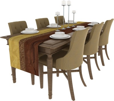 Art Horizons Brown 208 cm Table Runner