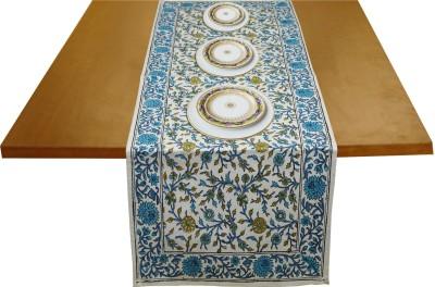 sleepwell Multicolor 150 cm Table Runner