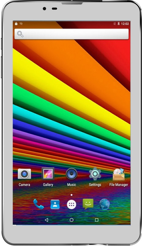 I KALL N3 In-built Speaker Tablet with Cover 8 GB 7 inch with 3G